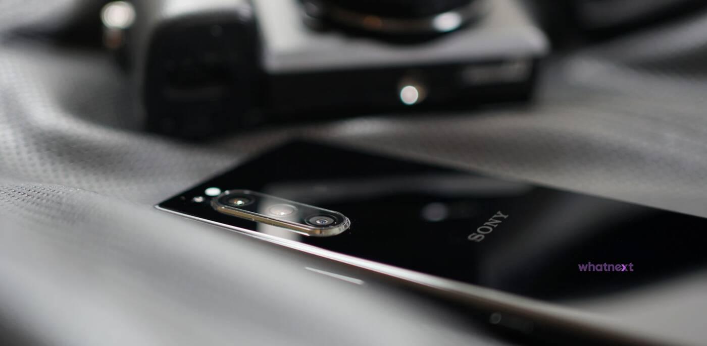 Aparaty w smartfonach
