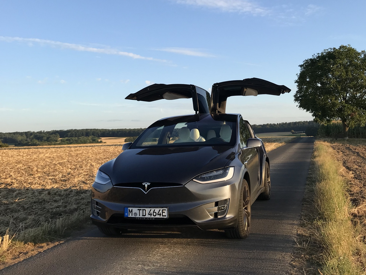 Tesla, wpadka Tesli, Model X Tesla, Model S