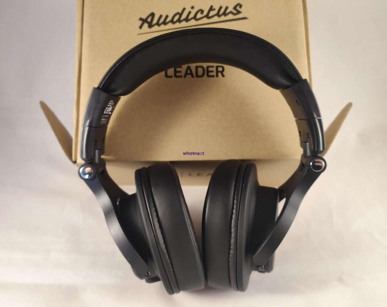 Test słuchawek Audictus Leader