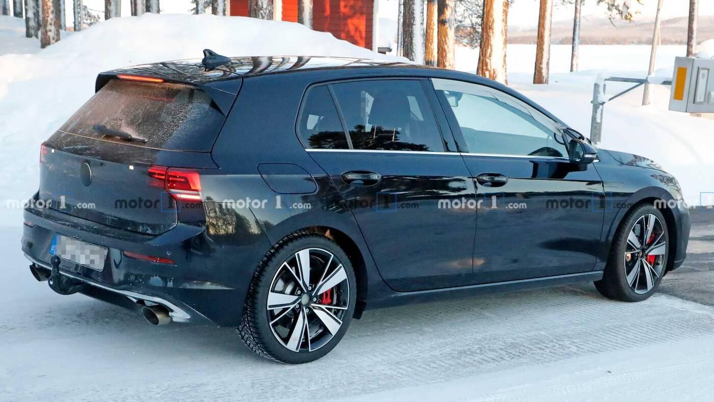 Golf GTI TCR 2021, Golf GTI TCR, nowy Golf, Volkswagen Golf