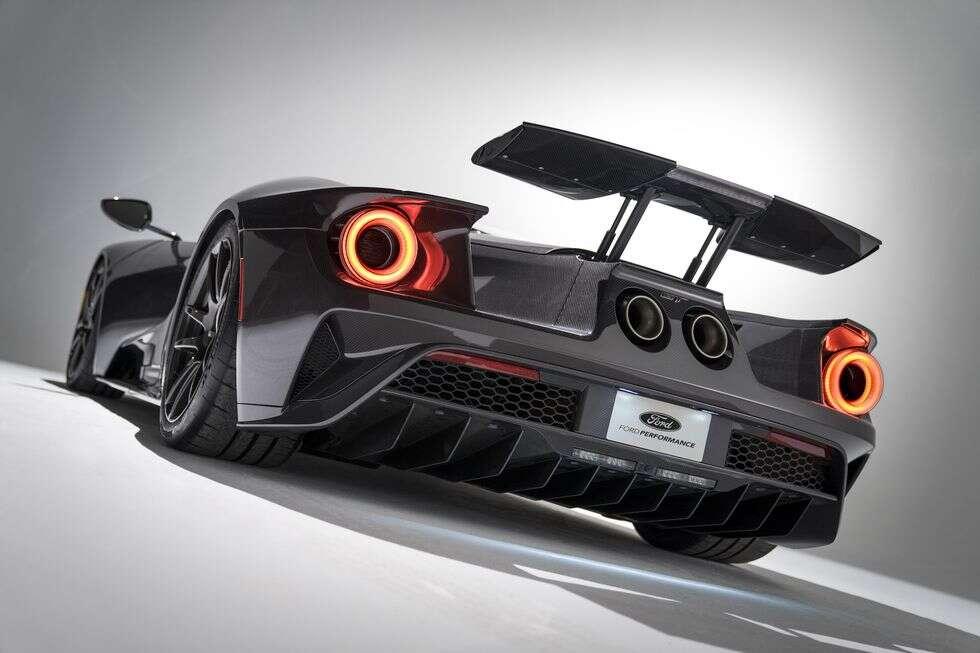 Ford GT 2020, nowości w Ford GT 2020, nowy Ford GT, GT 2020