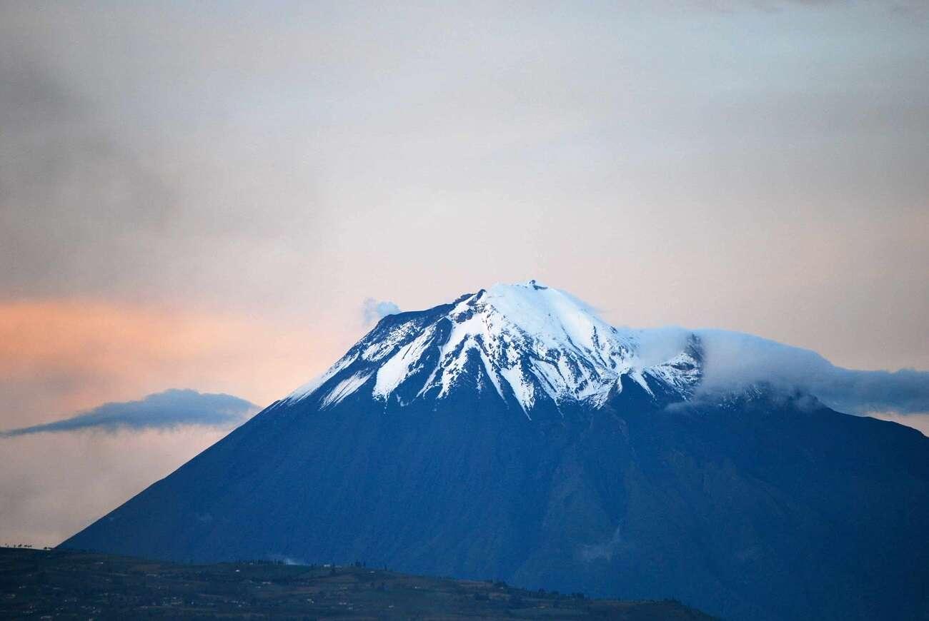 wulkan, aktywność sejsmiczna