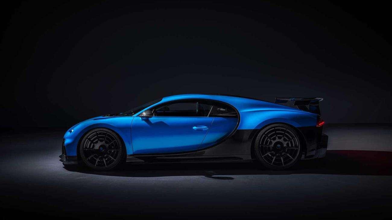 Bugatti Chiron Pur Sport, Bugatti, Chiron Pur Sport, Chiron na tor