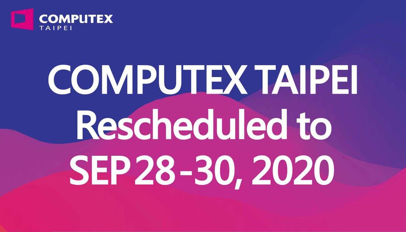 computex 2020, zmiany computex 2020, przesunięcie computex 2020