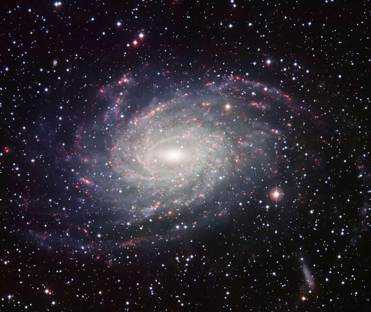 W przeszłości w Drodze Mlecznej doszło do potężnej eksplozji. Nasi przodkowie ją widzieli