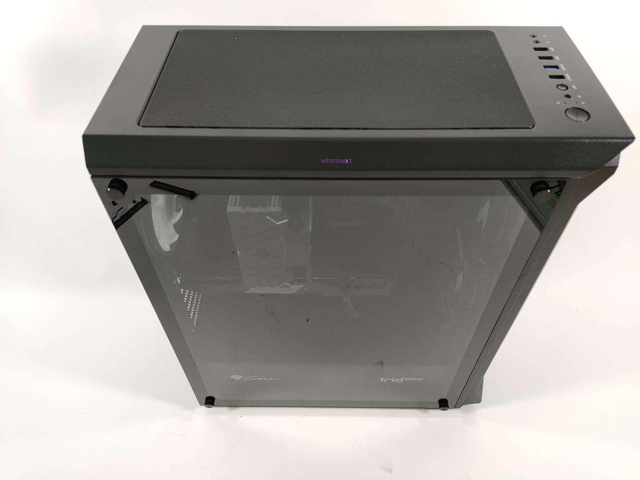 test Genesis Irid 505 ARGB, recenzja Genesis Irid 505 ARGB review Genesis Irid 505 ARGB, opinia Genesis Irid 505 ARGB