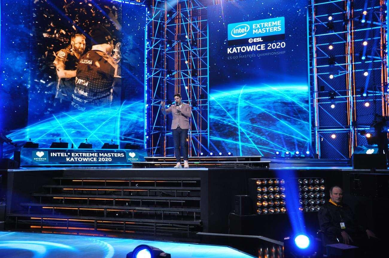 Iem 2020, Intel Extreme Masters 2020, IEM 2020 Korona wirus