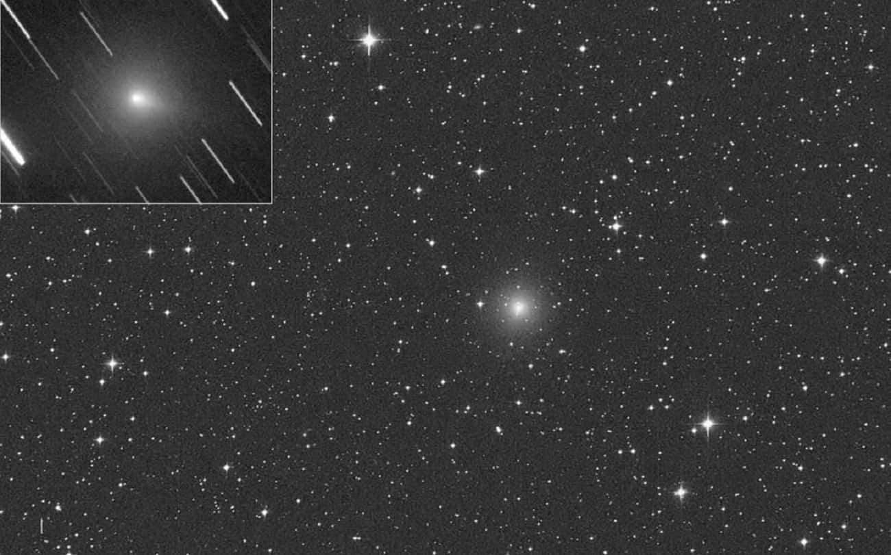 Sonda należąca do ESA zbada kometę ATLAS. W jakim celu?