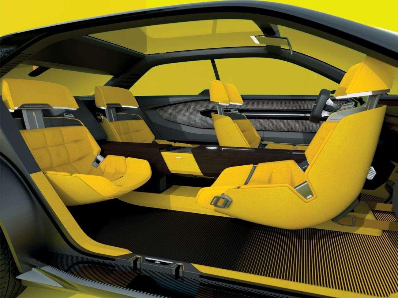 Koncept Morphoz od Renaulta, Morphoz, Renault Morphoz, koncept Morphoz
