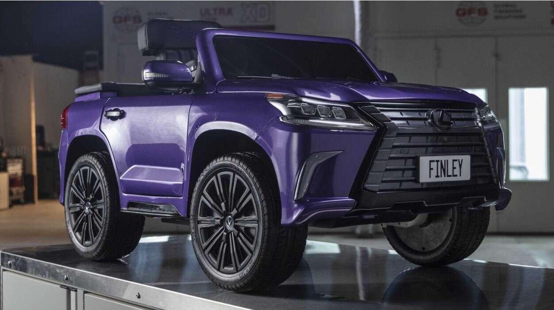 Lexus, Lexus LX, kabriolet LX, zabawka LX