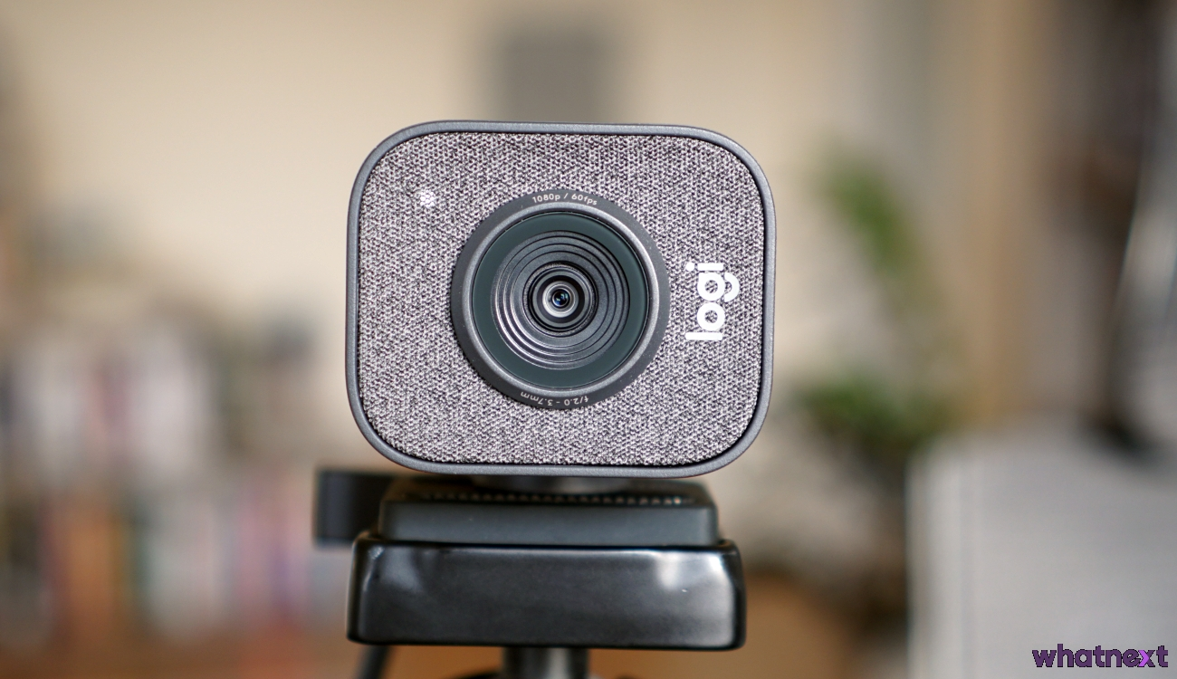 Test kamery Logitech StreamCam. Sprzęt dla streamerów i pracujących zdalnie
