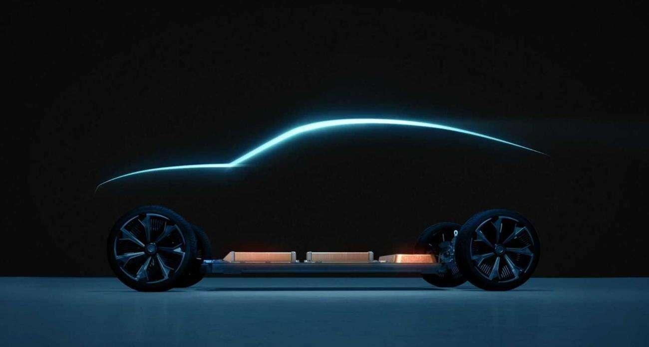 elektryczny Hummer, platforma GM, General Motors EV, platforma elektryczna