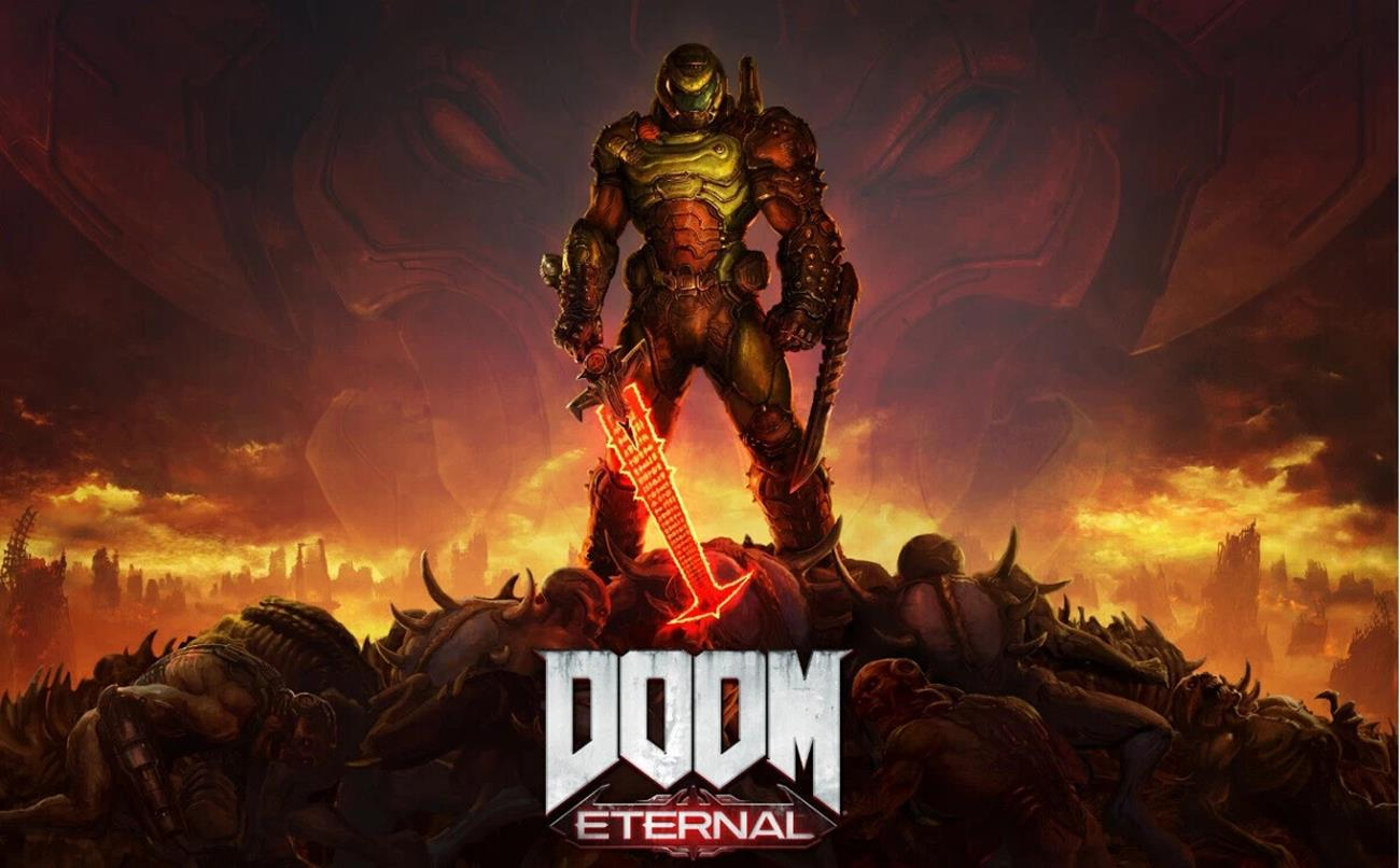 AMD prezentuje sterowniki 20.3.1. pod Doom Eternal