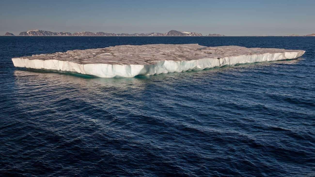 """Ocean Arktyczny zawiera """"bomby cieplne"""". To bardzo niekorzystne zjawisko"""