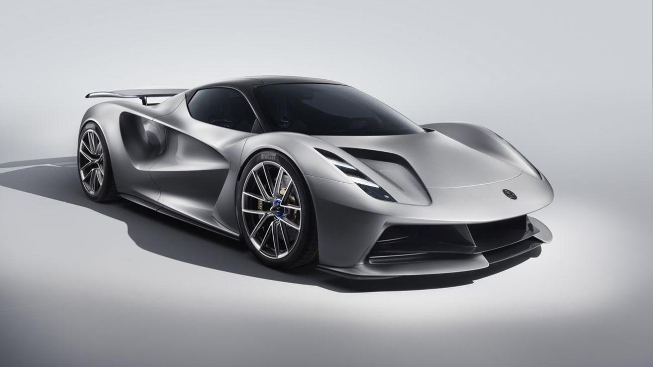 Zapomnijcie o kupnie elektrycznego hipersamochodu Lotus Evija