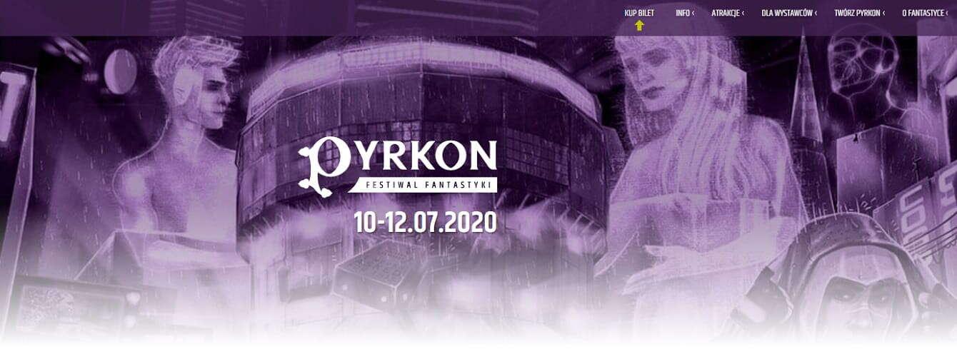 Pyrkon 2020 – festiwal odwołany? Jest decyzja!