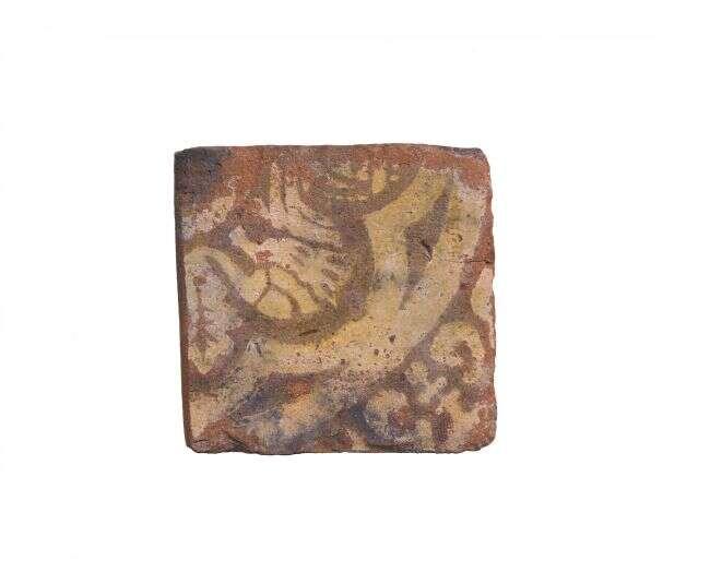 Czym była bestia przedstawiona na XIV-wiecznym artefakcie?