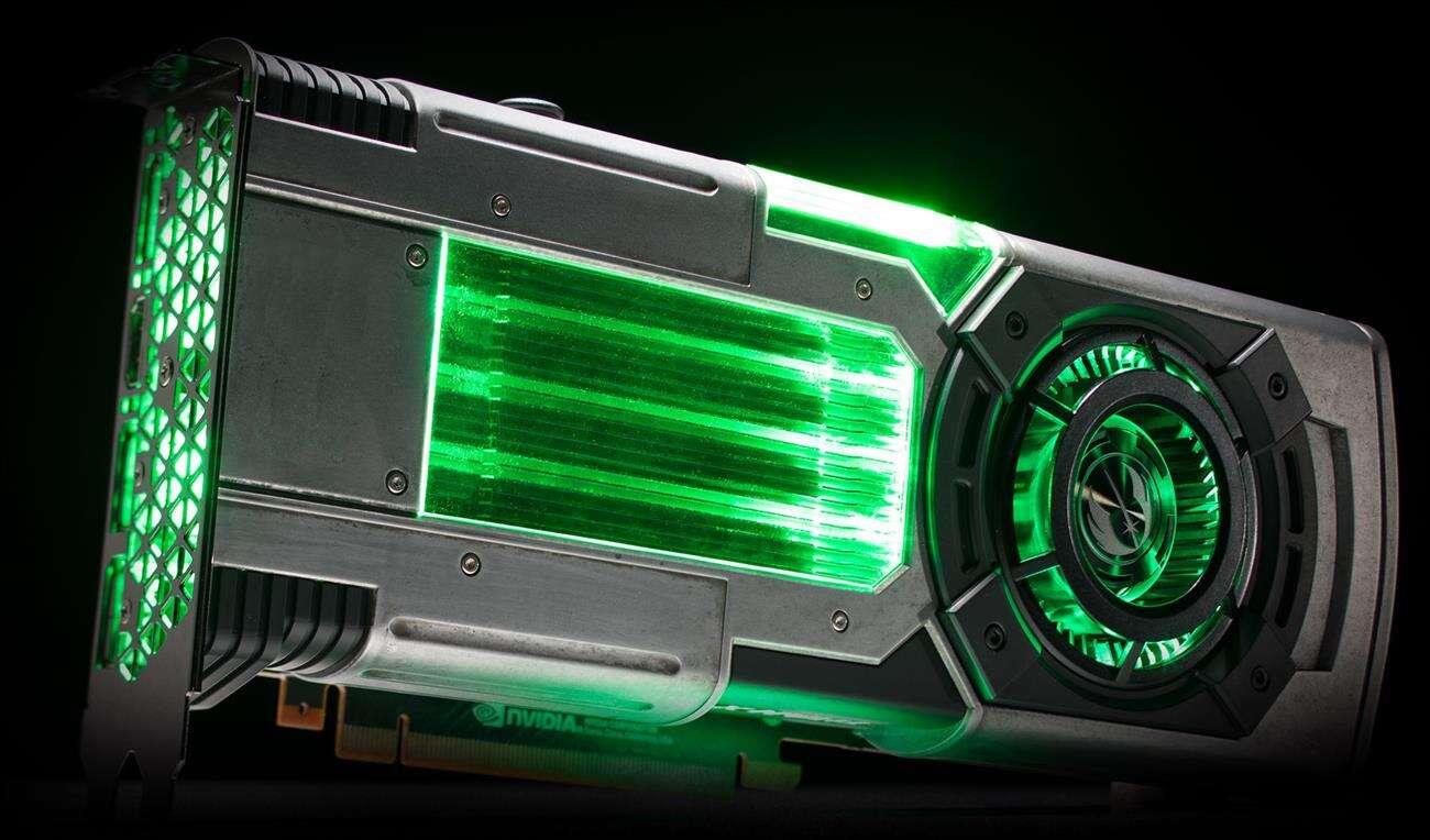 Micron przewiduje specyfikację pamięci Nvidia Ampere