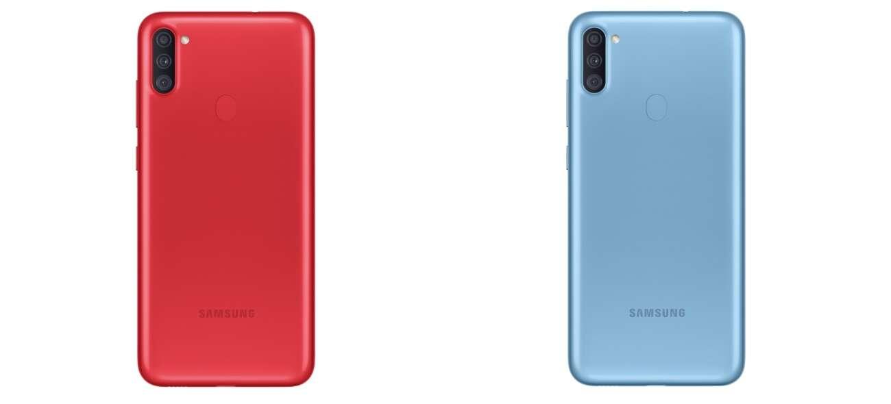Samsung Galaxy A11 to budżetowy smartfon z nowoczesnym zacięciem