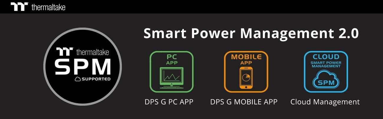 Thermaltake Smart Power Management 2.0, download Smart Power Management 2.0
