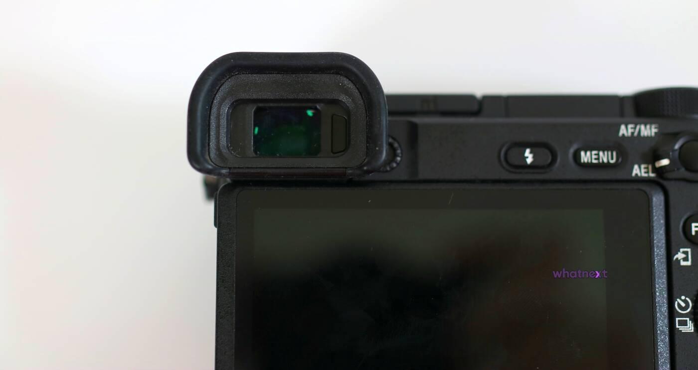 Test aparatu Sony A6500
