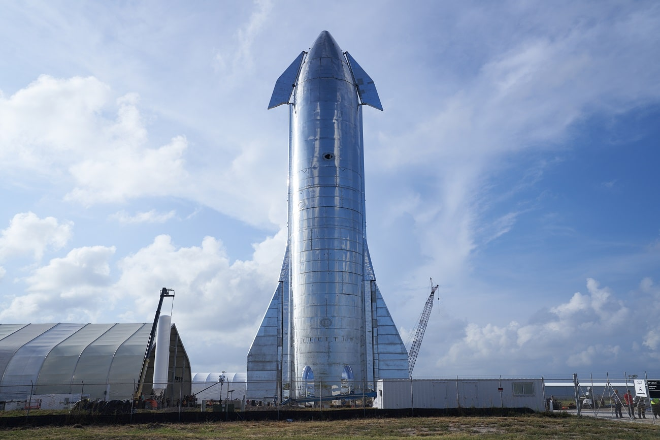 Elon Musk zamierza budować swoje statki w niesamowicie szybkim tempie