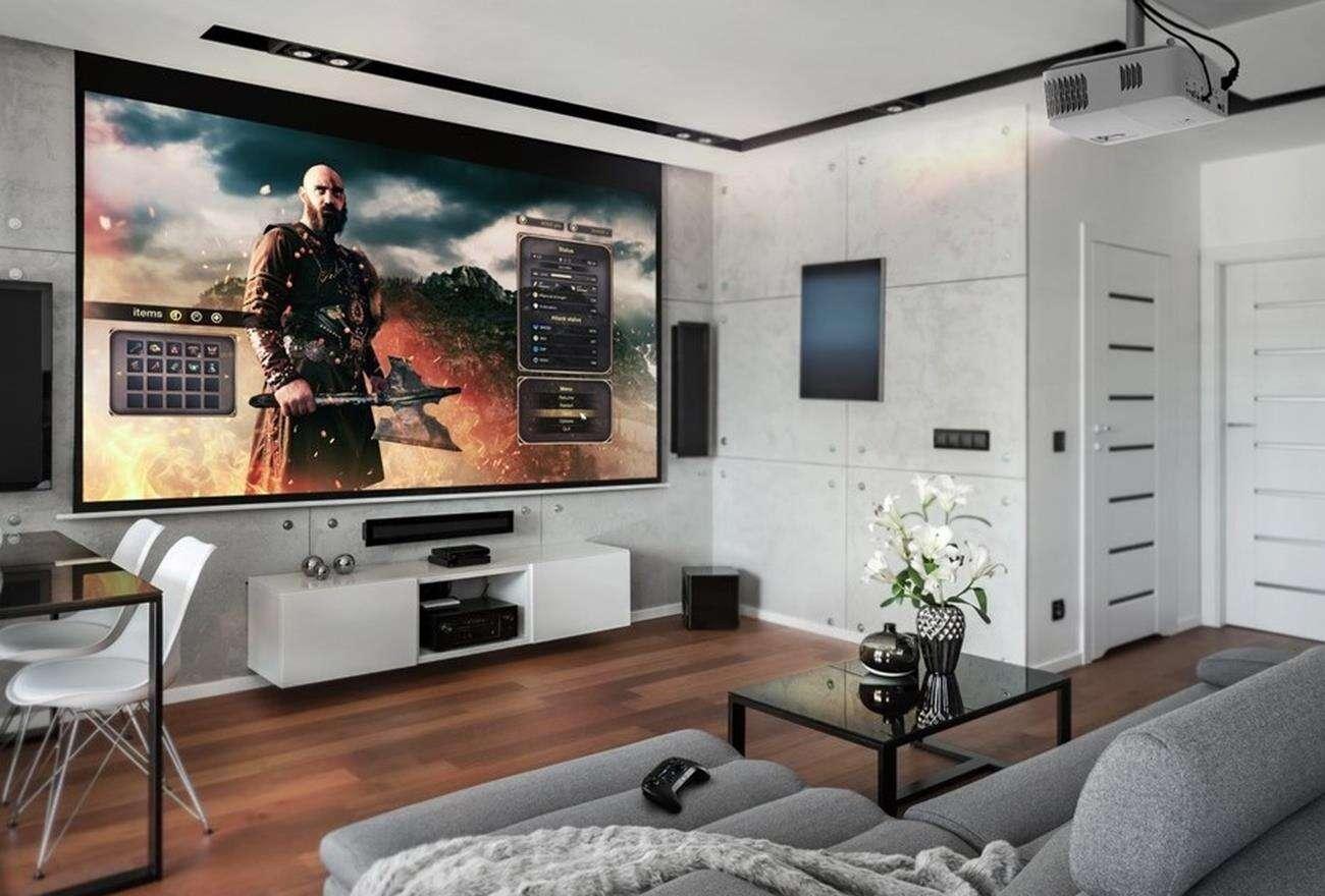 Ten gamingowy projektor ma lepsze odświeżanie od Waszego monitora