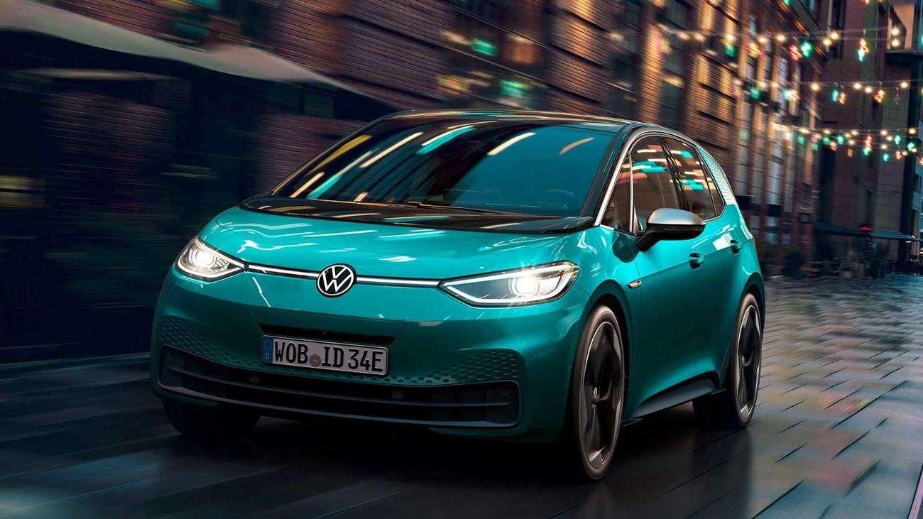 Obecne nastawienie Volkswagena, czyli z przymusu do szczerej chęci