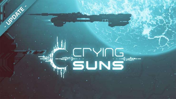 Recenzja gry - Crying Suns