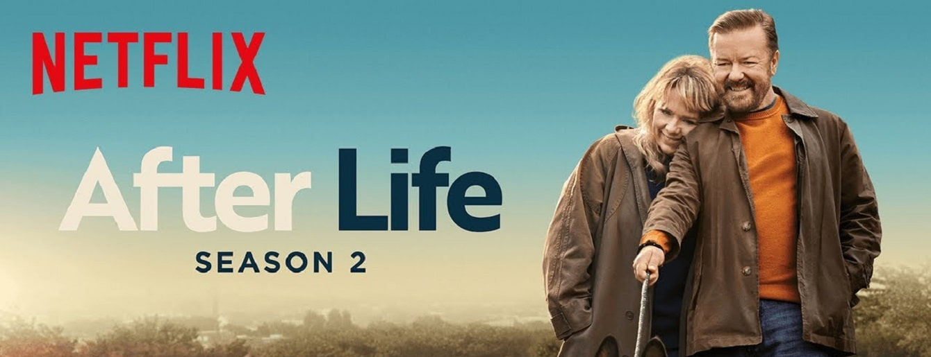 Ricky Gervais powraca w zwiastunie 2. sezonu After Life