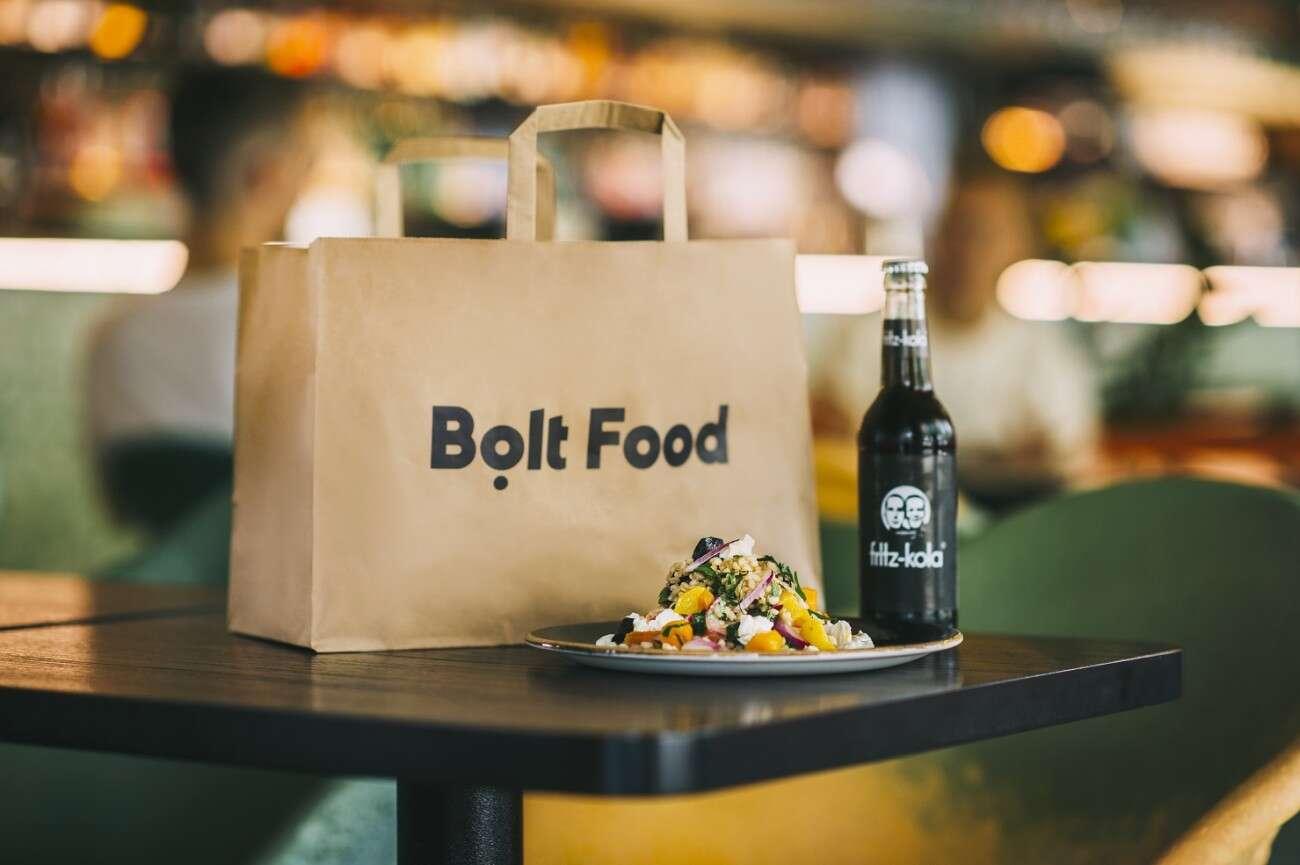Bolt Food w Polsce