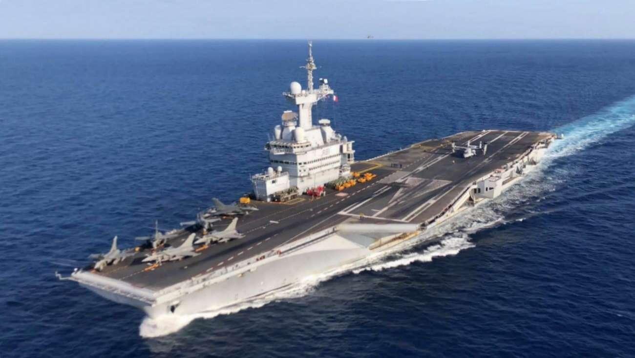 Po co Marynarce USA mniejsze lotniskowce?