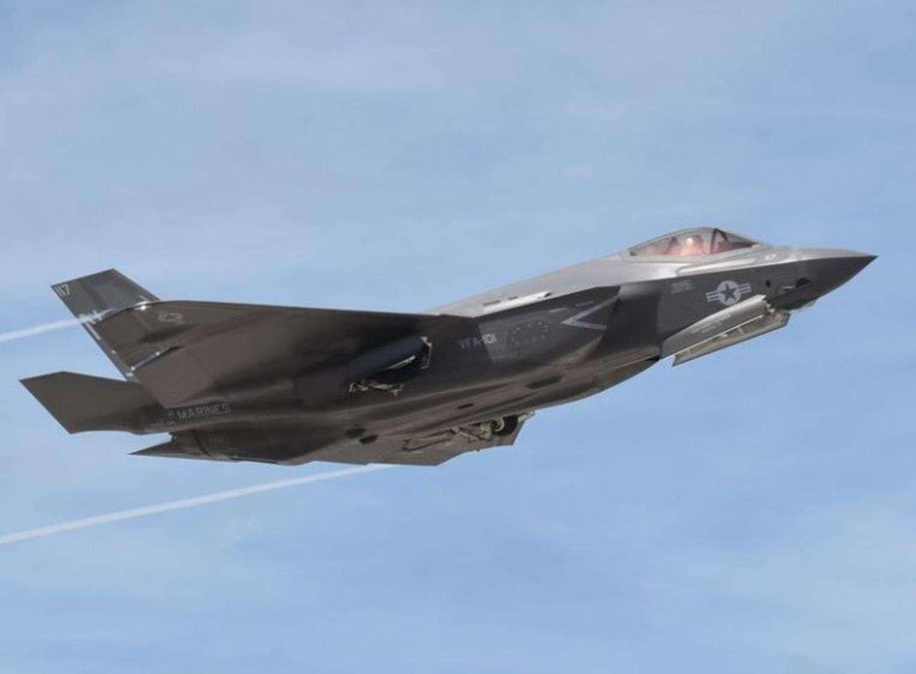 myśliwiec F35, ograniczenia dla F35, prędkości F35, ponaddźwiękowa prędkość F35, wada F35