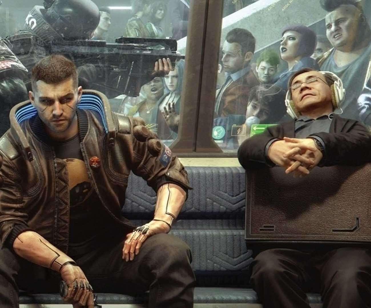 Dubbing w Cyberpunk 2077 zagrożony przez koronawirusa