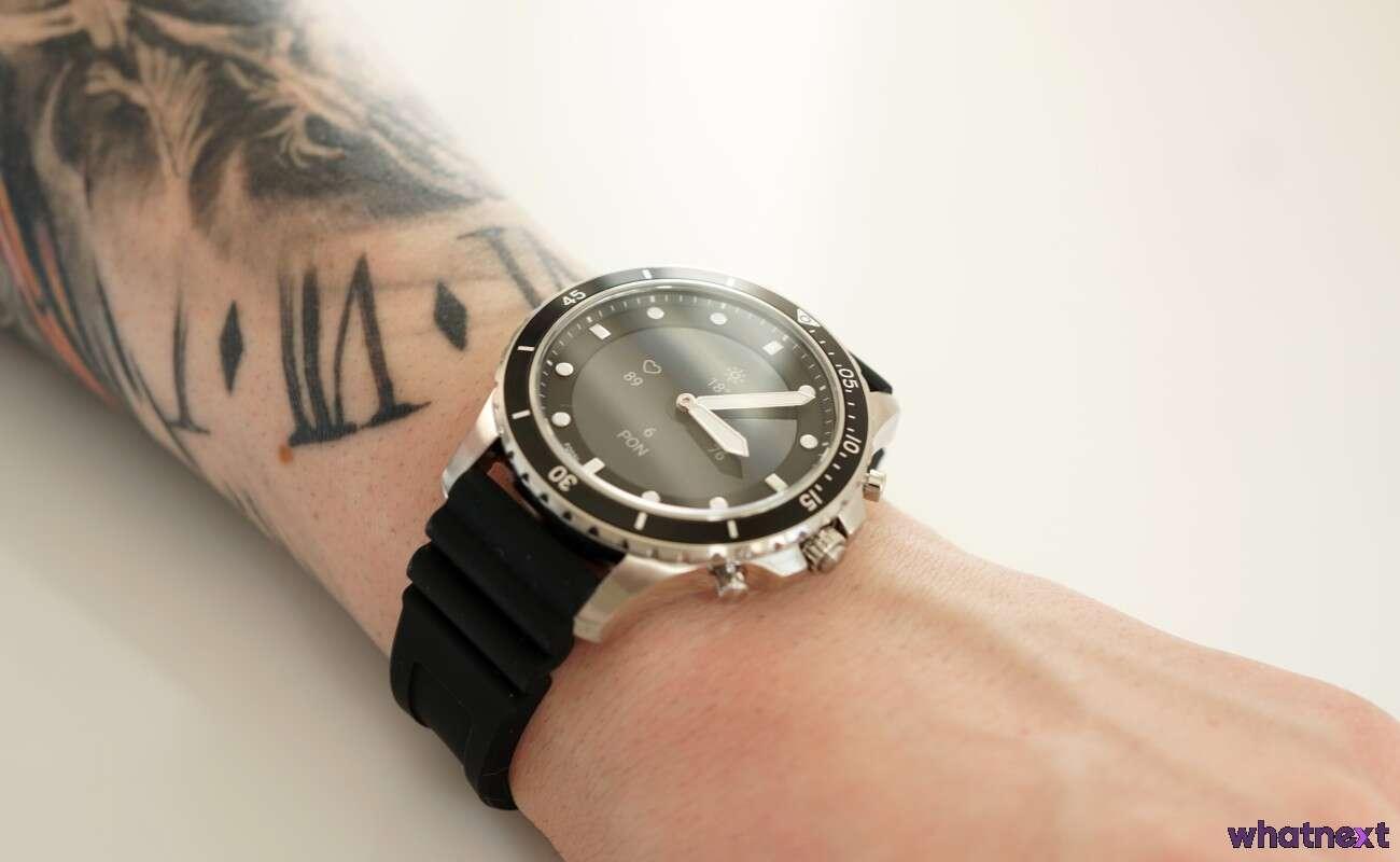 Test Fossil Hybrid HR. Druga generacja hybrydowego zegarka z E-Ink
