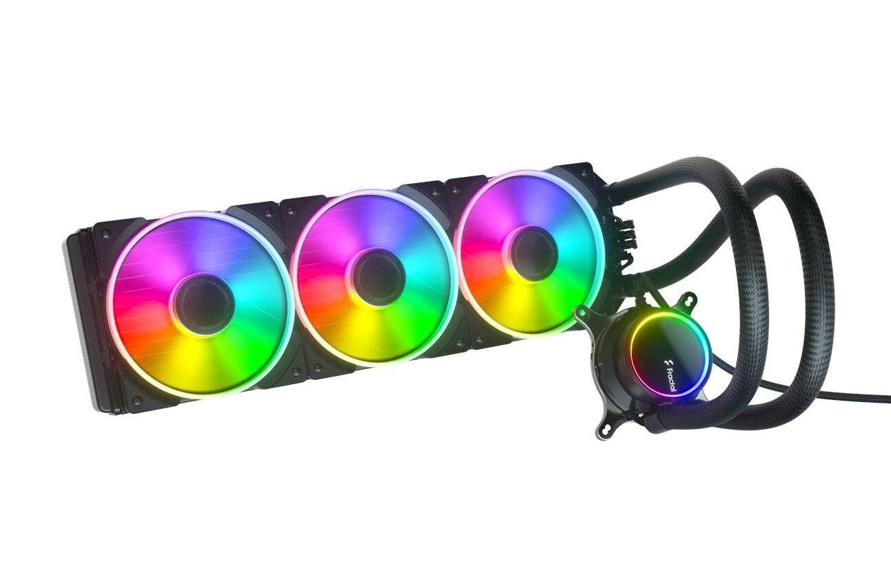 Test chłodzenia Fractal Design Celsius+ S36 Prisma