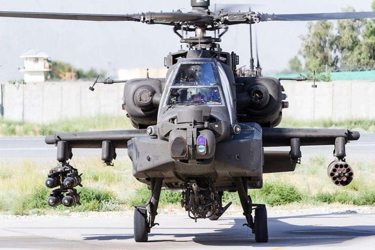 Helikoptery bojowe USA przekazują jasną wiadomość Iranowi