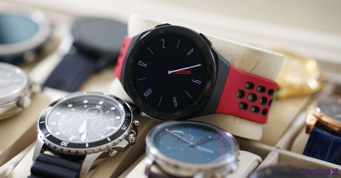 Test Huawei Watch Gt 2e Dawno Nie Uzywalem Tak Wygodnego Zegarka