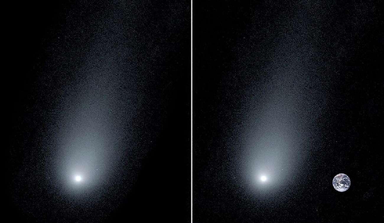Obiekty międzygwiezdne w Układzie Słonecznym. Poznaliśmy wyniki obliczeń