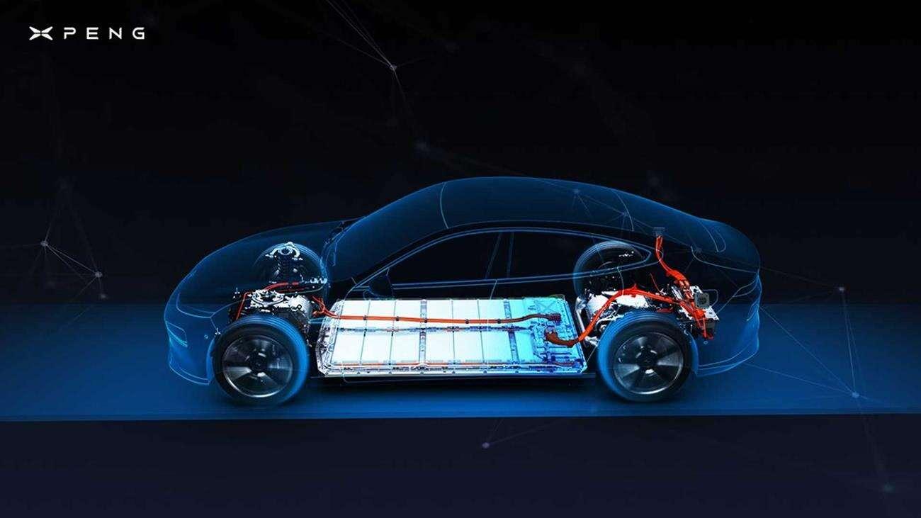Rywal Modelu 3 Tesli, Xpeng P7 zapodał niezłą grę świateł