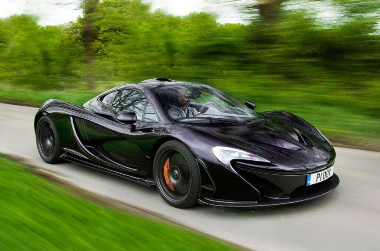 Na hybrydę McLarena z wtyczką nie poczekamy długo