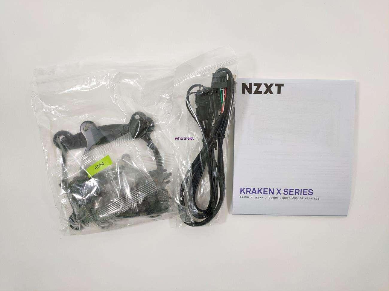 test NZXT Kraken X53, recenzja NZXT Kraken X53, review NZXT Kraken X53, opinia NZXT Kraken X53