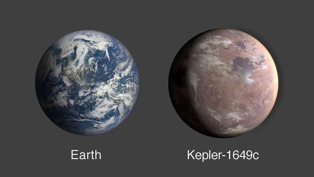 Ta planeta jest podobna do Ziemi i może podtrzymywać życie