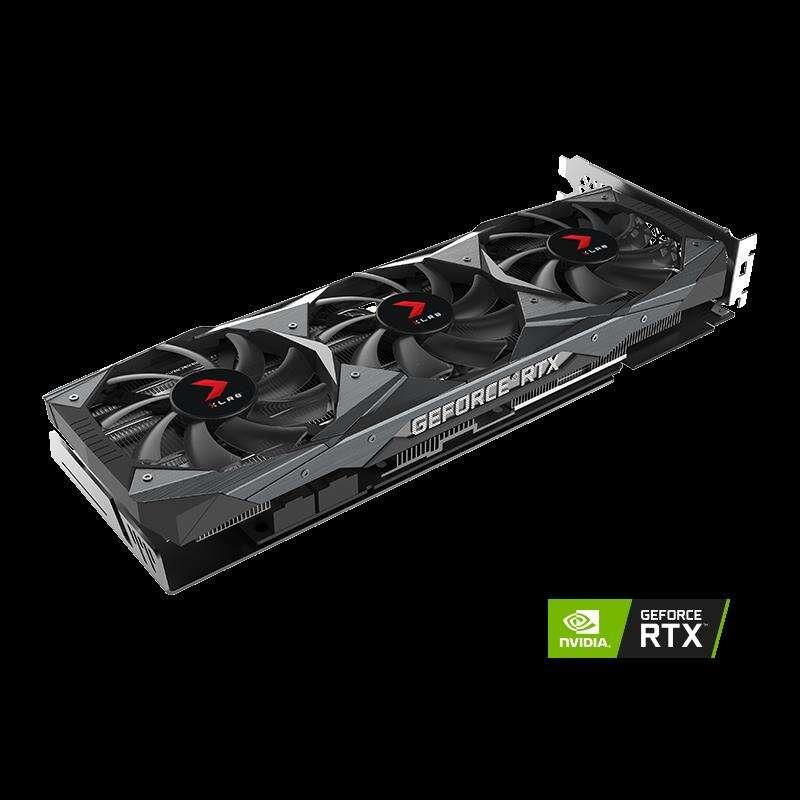Test PNY GeForce RTX 2070 SUPER 8GB XLR8 Gaming OC