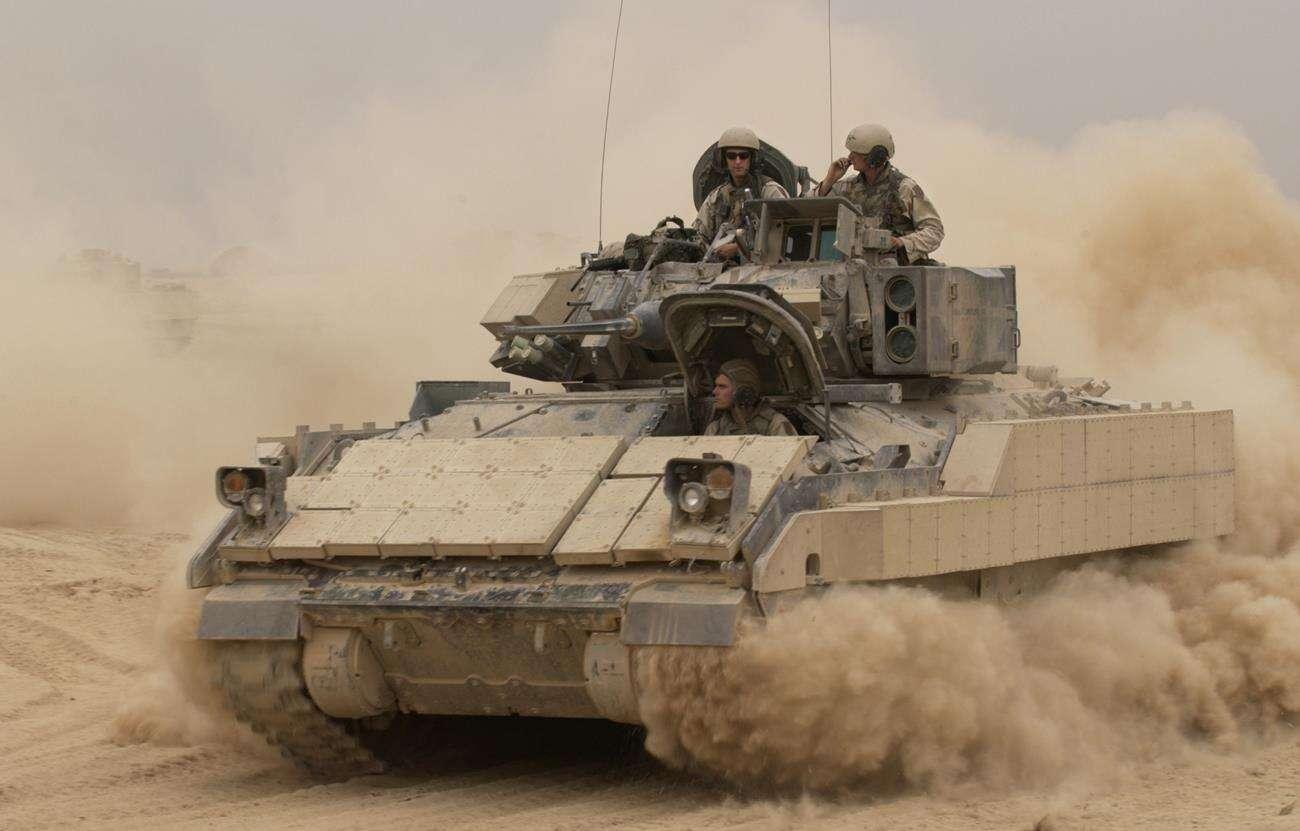 M2 Bradley, następca M2 Bradley, OMFV Armia USA, pojazd OMFV, ciężki wóz piechoty USA