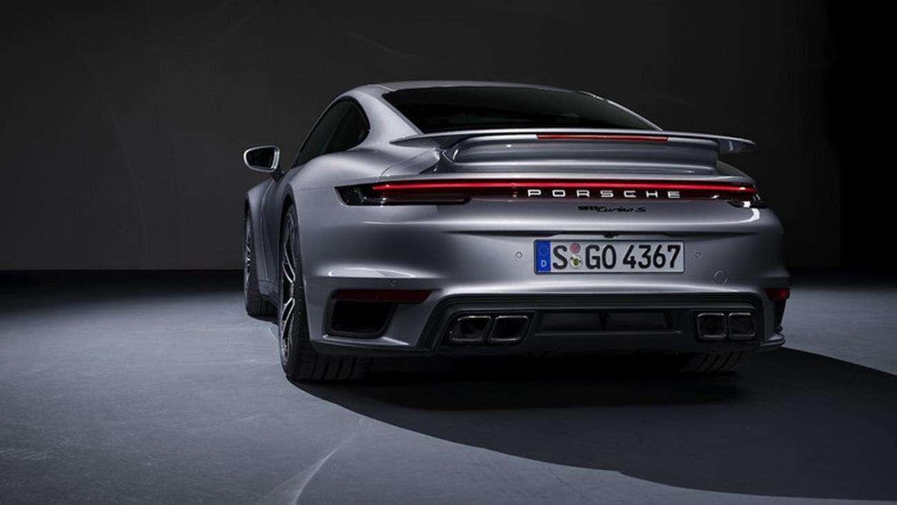 Poznaj tajniki aerodynamiki w nowym Porsche 911 Turbo S