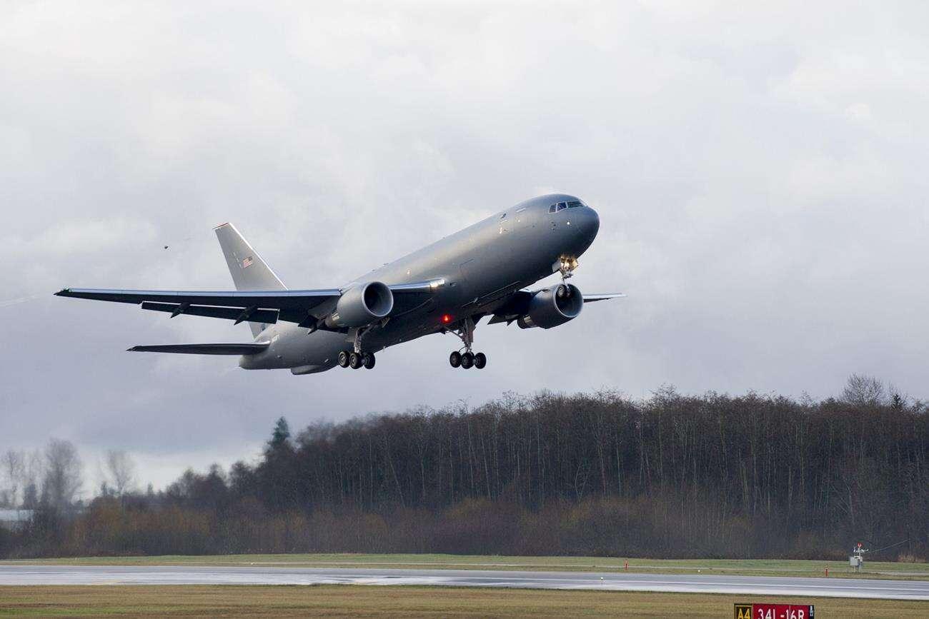 Tego powietrznego tankowca USA raczej nie uznamy za udanego