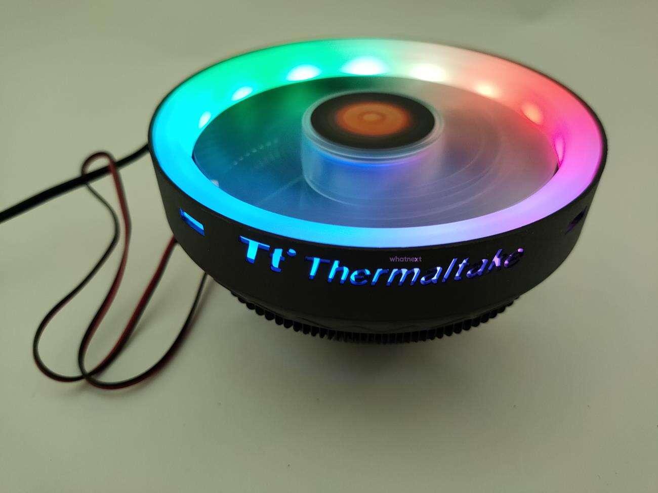 test Thermaltake UX100 ARGB, recenzja Thermaltake UX100 ARGB, review Thermaltake UX100 ARGB, opinia Thermaltake UX100 ARGB, cena Thermaltake UX100 ARGB