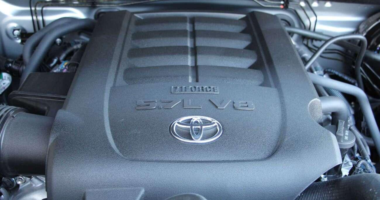 Toyota ma zakończyć życie silników V8