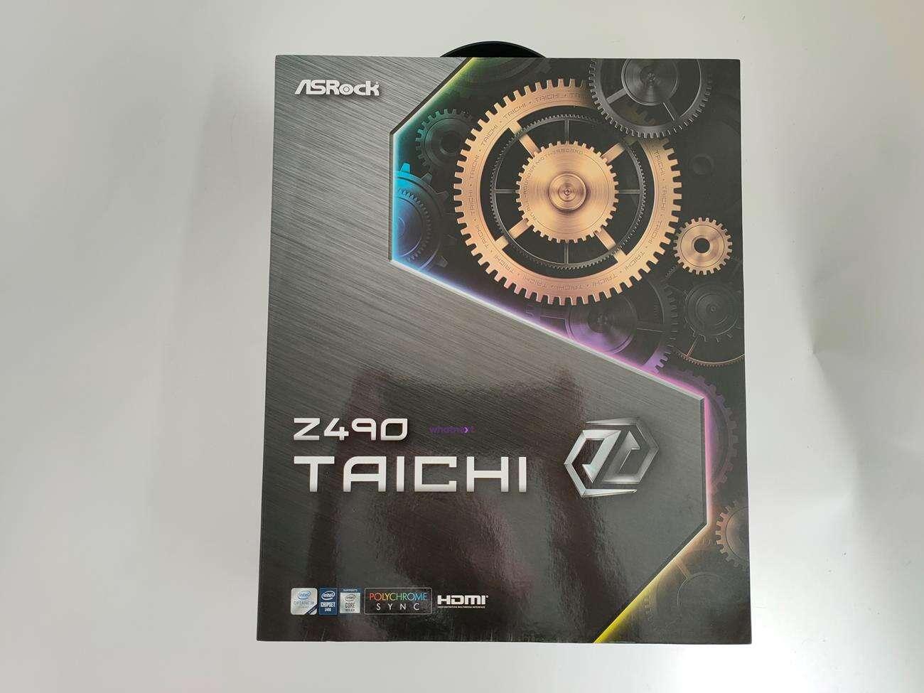 asrock z490 taichi, test asrock z490 taichi, recenzja asrock z490 taichi, review asrock z490 taichi, opinia asrock z490 taichi